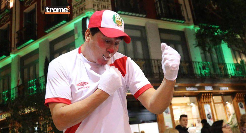 Por tercera vez, Richar Chávez es reconocido como 'mejor policía del mundo'. (Isabel Medina / Trome)