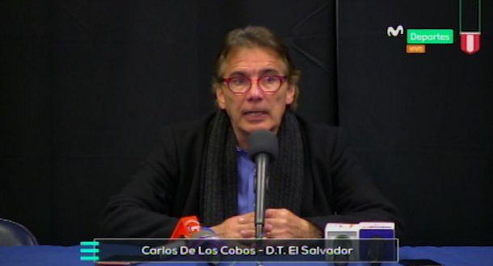 DT de el Salvador dejó mal parado a Ricardo Gareca