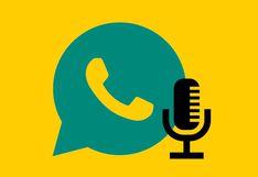 Este truco te ayudará a escuchar tus mensajes de audio de WhatsApp antes de enviarlos