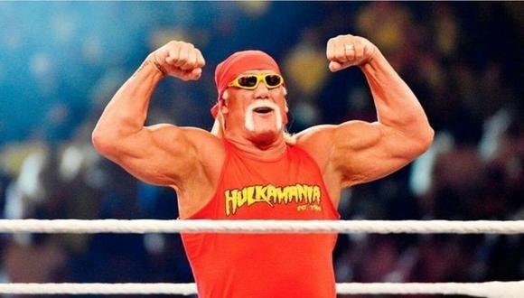 La Leyenda de la lucha libre Hulk Hogan estará este lunes en RAW. (WWE)