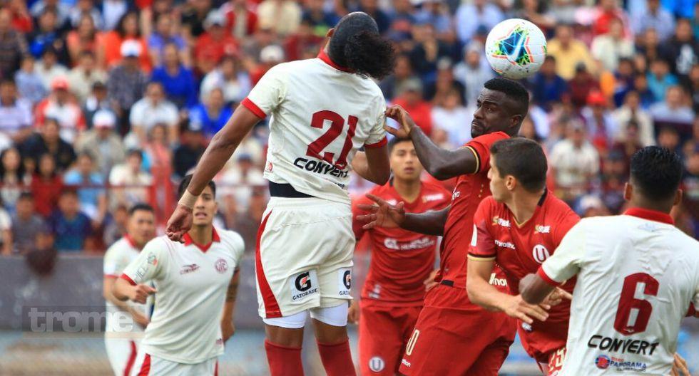 Universitario empató con UTC de Cajamarca y pierde  su chance de ganar el Torneo Clausura