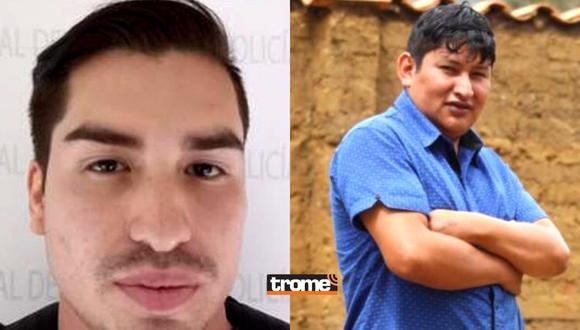 Giancarlo Sánchez mató al taxista Gerver Coz