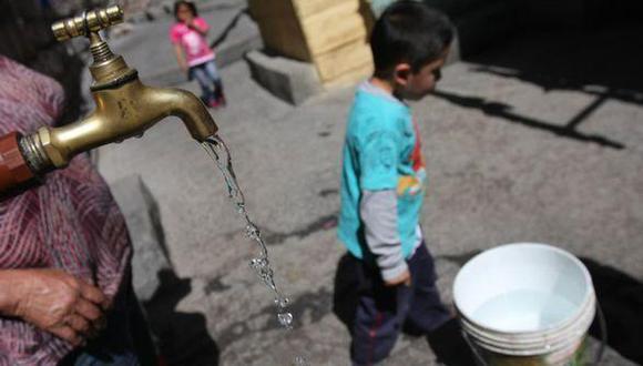 Sedapal cortará el agua en gran parte de San Juan de Lurigancho entre este lunes y martes. (GEC)