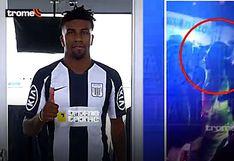 Carlos Ascues fue ampayado en otra fiesta el mismo día que fue captado con Jean Deza   VIDEO