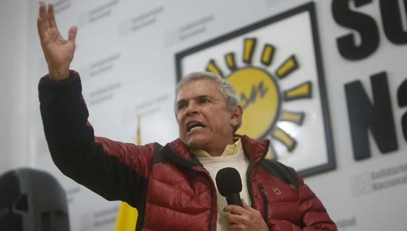 Pedido de prisión preventiva de Luis Castañeda se evaluará el lunes 10 de febrero | TROME