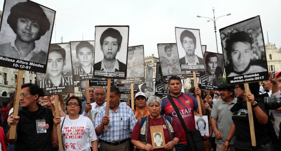 Fiscalía y deudos de matanza de Pativilca piden anular indulto a Alberto Fujimori