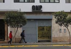 """María Antonieta Alva: """"Proyecto de retiro de fondos de la ONP entorpece la recuperación de la economía"""""""