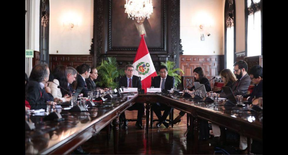 Gobierno aprobó decreto de urgencia para elecciones congresales 2020 (Foto: PCM)