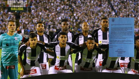 Directiva de Alianza Lima pide a sus jugadores asumir adelanto de vacaciones en abril para evitar suspensión perfecta de labores