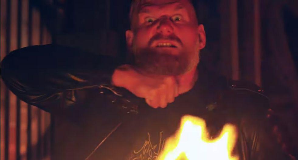 Jon Moxley se enfrentará al legendario Josh Barnett. (Game Changer Wrestling)