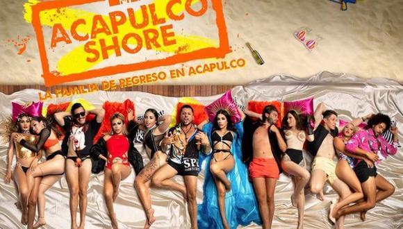 Acapulco Shore 8x14 se estrena este martes 27 de julio por MTV Latinoamérica.