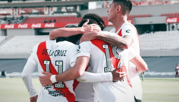 River Plate chocará este miércoles con Santa Fe en Buenos Aires. (Foto: River Plate)