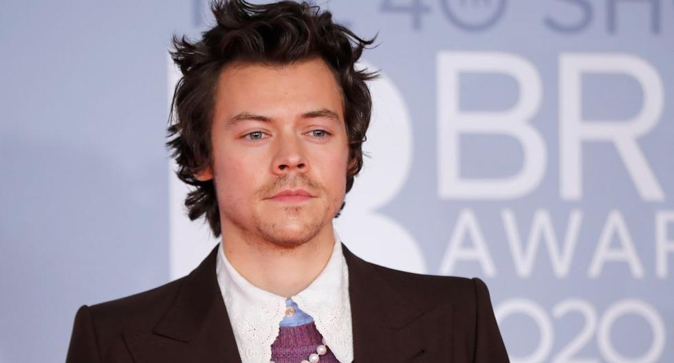 El ex miembro de One Direction, Harry Styles, contó el terrible momento que pasó el 14 de febrero. (AFP)