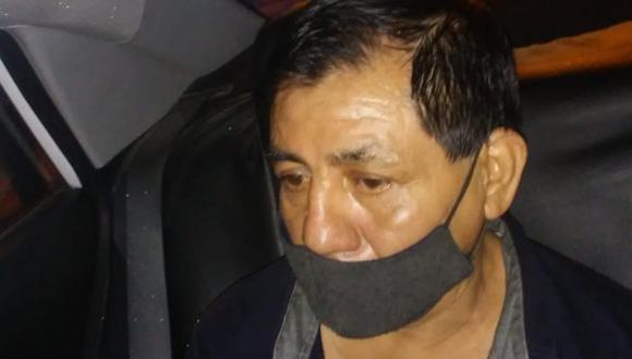 Guime Sandro Veramendi Grados, 'Iron Man', fue detenido en Surquillo por robar accesorios de autos en Miraflores.