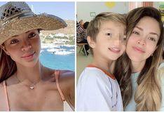 """Sheyla Rojas reflexiona tras el fin de la cuarentena: """"Me costará separarme de mi hijo"""""""