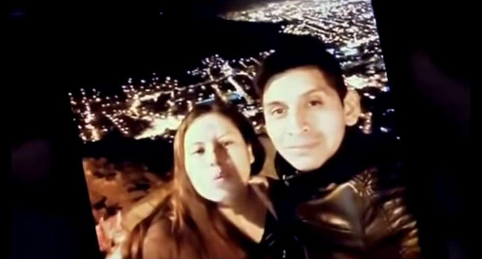 Marisol Estela Alva y Luis Estébes Rodríguez