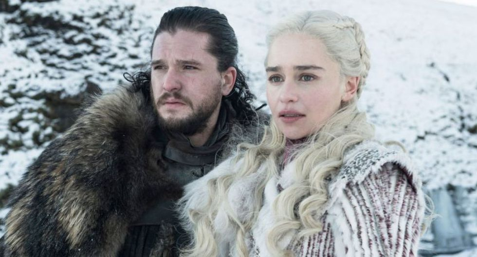 ¿Esto pasará al final de Game of Thrones? (Foto: HBO)