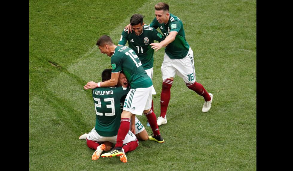 México vs Alemania EN VIVO ONLINE Ver Gol Chucky Lozano Telemundo TDN Azteca TV Univisión y beIN Sports | Rusia 2018