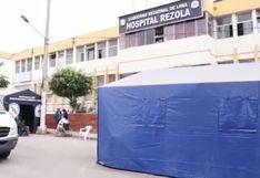 Cañete: Hospital Rezola colapsado por COVID-19 y necesita camas, ventiladores y oxígeno | VIDEO