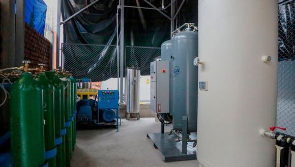 Huánuco: Comando COVID-19 solicitará dos plantas de oxígeno y más recursos humanos (Foto referencial: Minsa)