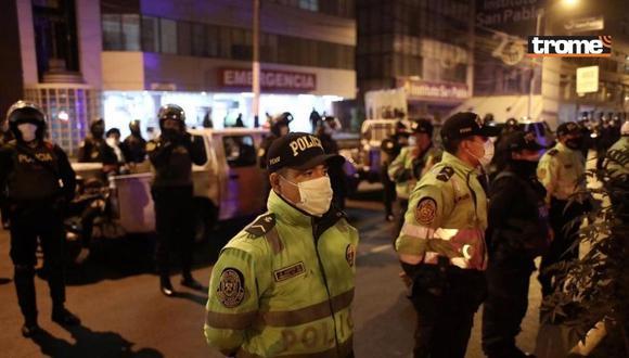 13 jóvenes murieron aplastadas en una discoteca de Los Olivos que realizaba fiesta clandestina en pleno toque de queda