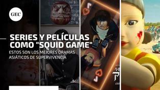 'El juego del calamar': series y películas asiáticas similares al éxito de Netflix