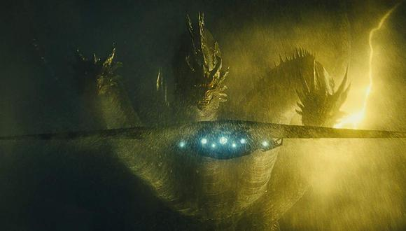 Ghidorah es uno de los monstruos que aparece en Godzilla: King of the Monsters (Foto: Warner Bros.)