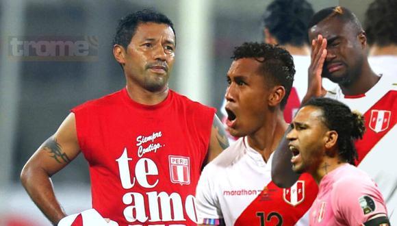 Roberto Palacios no termina  polémica con jugadores de la selección (Foto: GEC)