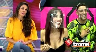 Rebeca Escribens asegura que Rosángela Espinoza le está 'echando maicito' a Austin Palao | VIDEO