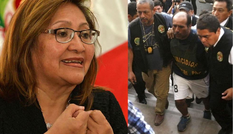 Ana María Choquehuanca reconoció negligencia de la policía en el caso de niña asesinada en San Juan de Lurigancho.