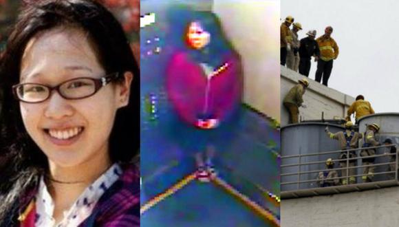 Elisa Lam murió en extrañas circunstancias en el hotel Cecil