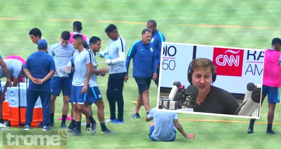 Alianza Lima: Miguel Ángel Russo se despidió del plantel y confirmó su salida del club