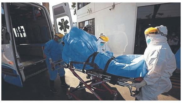 La Libertad: Diecinueve mueren por COVID-19 en un día y todas las UCI ocupadas