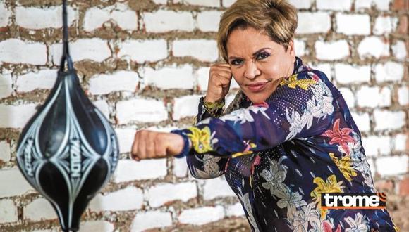 Rosario Sasieta se confiesa con Trome