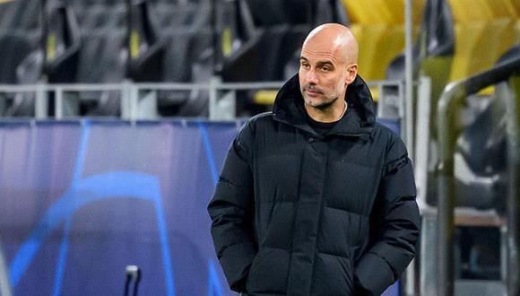'Pep' Guardiola expuso las fallas que tiene la Superliga europea como el olvido de equipos históricos (Getty Images)