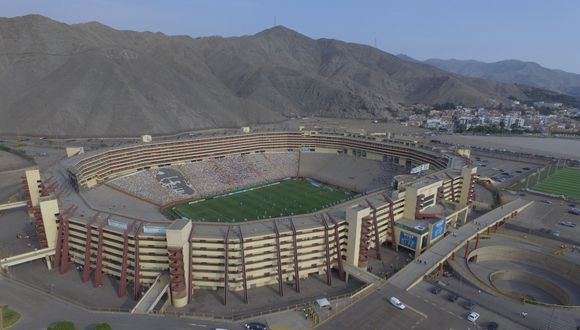 Administrador del estadio Monumental de Ate, aclaró que no hubo robo de más de 200 equipos tecnológicos y de telecomunicaciones. (Foto: Andina)