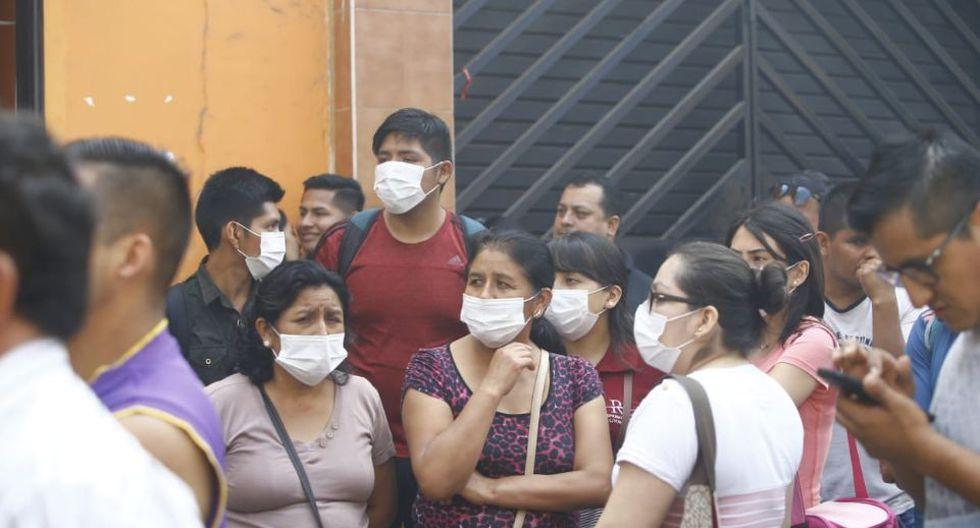 La ministra del Ambiente instó a la ciudadanía no asistir a Mesa Redonda. (Foto: Francisco Neyra/GEC)