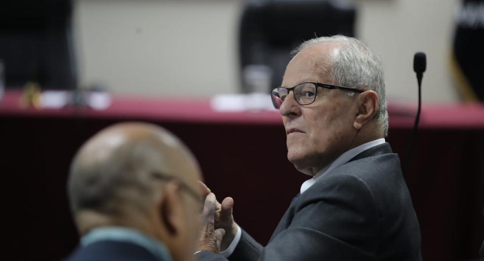 Este miércoles se lleva a cabo la audiencia en la que se evalúa el pedido del fiscal contra PPK. (Foto: Giancarlo Ávila / GEC)