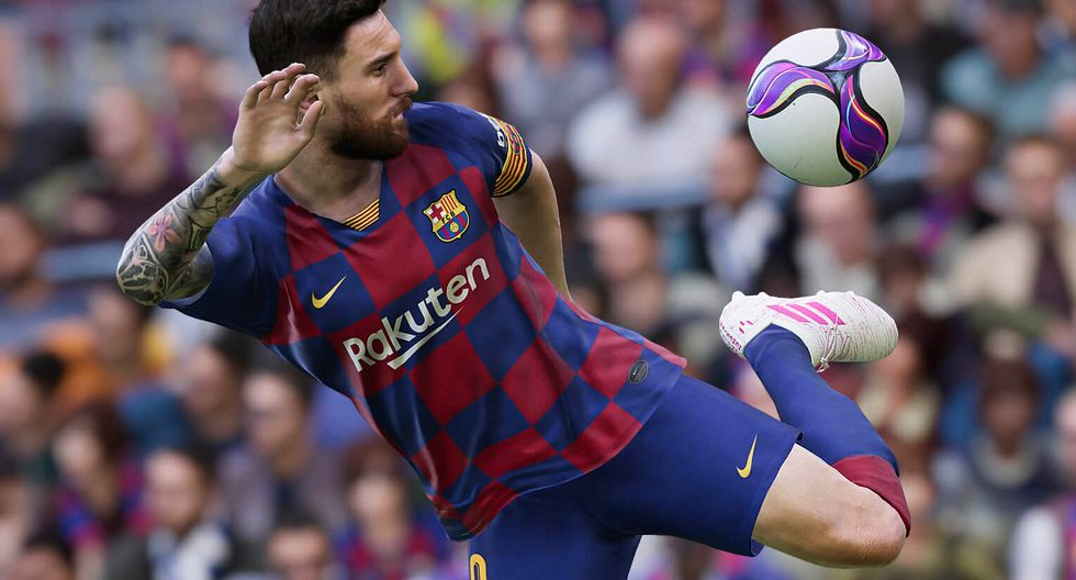 Konami anuncia que el 'eFootball PES 2020' estará disponible para PlayStation 4, Xbox One y PC este 10 de setiembre de 2019.