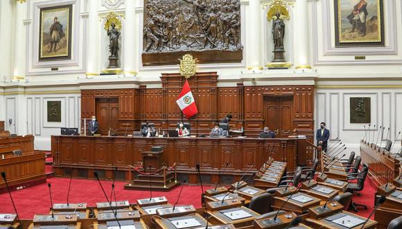 Comisión Permanente evalúa informes de la Subcomisión de Acusaciones Constitucionales. (Foto: Congreso)