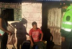 Arequipa: Obrero intenta quemar viva a su pareja porque quería trabajar