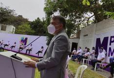 Julio Guzmán dice que su descanso por contagio de coronavirus afectó sus cifras en las últimas encuestas