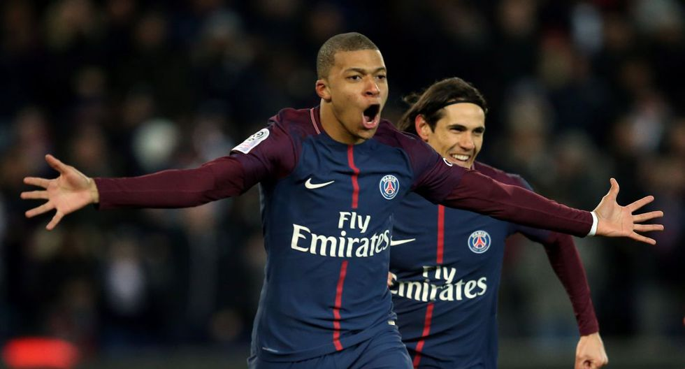 PSG: Mbappé anotó golazo tras sensacional amague en clásico con Marsella | VIDEO