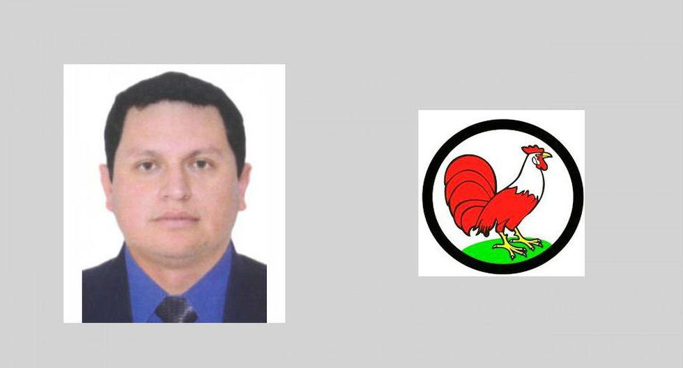 Piura: Servando García, del Movimiento Independiente Fuerza Regional. (Foto: Perú Voto informado)