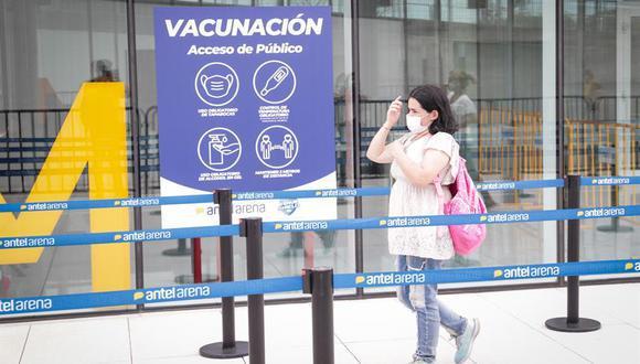 En días anteriores los expertos ya tenían sospechas sobre la presencia de la variante brasileña en territorio Uruguayo. (Foto: EFE)