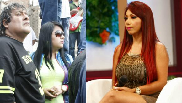 Deysi Araujo apenada por separación de Toño Centella y Johana Rodríguez
