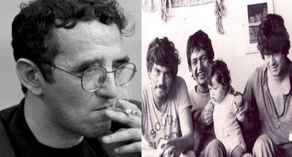 Roberto Bolaño y Hora Zero.
