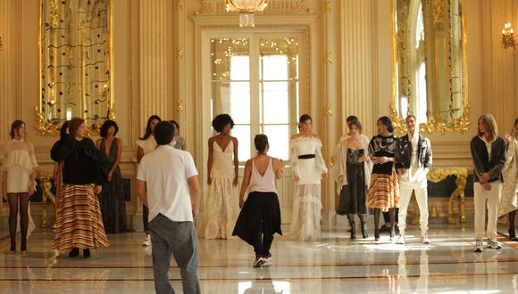 Diseñadores peruanos buscan visibilizar su trabajo a nivel nacional e internacional.  Foto: Boutique Moda Perú.