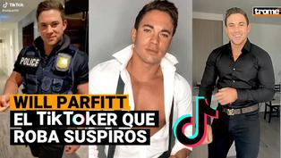 ¿Quién es Will Parfitt?, el stripper australiano que roba suspiros en TikTok