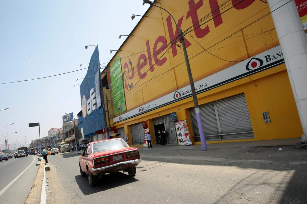 Tiendas Elektra anunció el cierre de sus 60 locales en el país, pero no ha sido la única empresa que decidió terminar sus operaciones ante la crisis desatada por la pandemia del COVID-19.